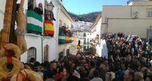 La Fiesta del Pan está declarada de Interés Turístico Nacional de Andalucía.