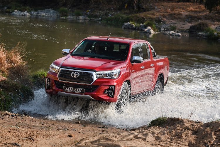 The evergreen Toyota Hilux was once against SA's best selling new vehicle. Picture: SUPPLIED