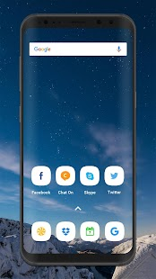 Theme for Oppo A77 / A71 - náhled