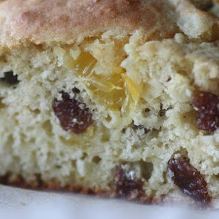 Fruited Clementine Scone Bread