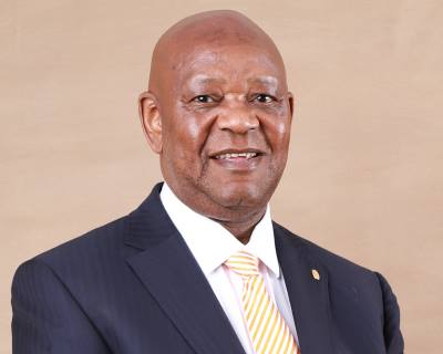 Dr Vukile Mehana, CEO