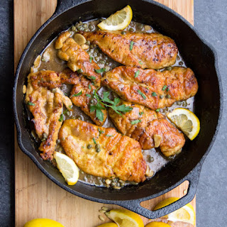 Chicken Piccata.