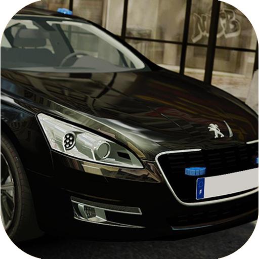 Car Driving Simulator Peugeot