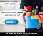 Deep Cleaning Services in Bangalore - Homecaresolutions