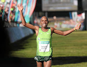 Former Two Oceans champion Lungile Gongqa is ready to size up the big boys in the Comrades Marathon.