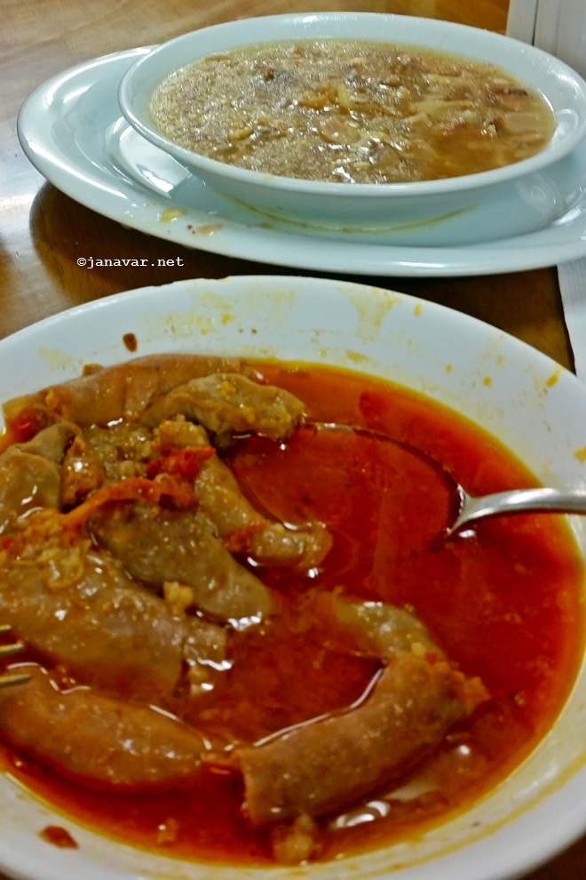 Travel: Van in Eastern Turkey: Van soups