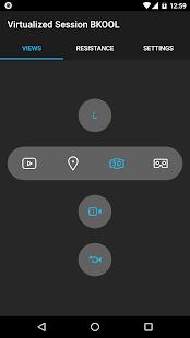 Bkool Control Remote - náhled