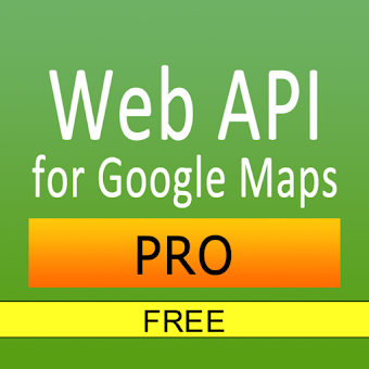 Web API for Google Maps Free