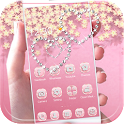 Theme Rose Gold Diamond icon