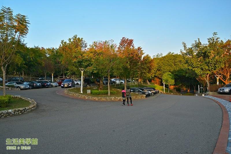 生活美學館停車場