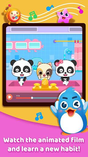 Baby Panda's Body Adventure apktram screenshots 5