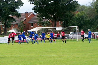 Photo: 31/08/09 v Burntwood Town (MCFL1) 2-0 - contributed by Gary Spooner