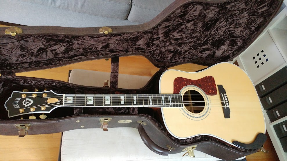 For Sale: Guild D-55 Ltd Edition 50th Anniversary Prototype