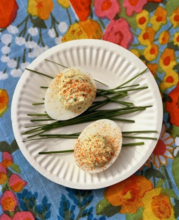 Ravened Eggs Recipe