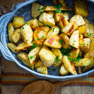 Simple Roasted Parsnips Recipe