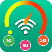 SPEEDCHECK - Wifi, 5g, 4g, 3g, 2g Smart SpeedMeter