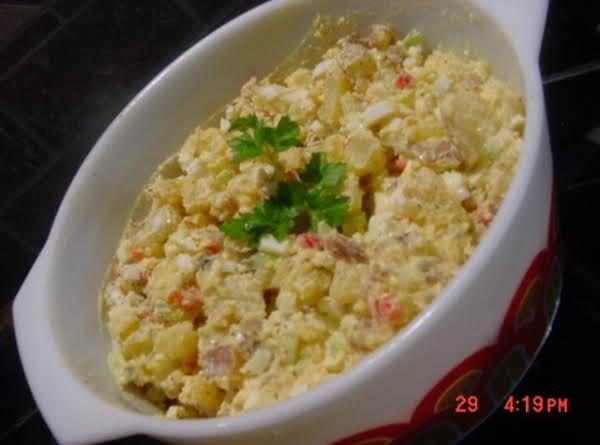 Bonnie's Mexican Potato Salad