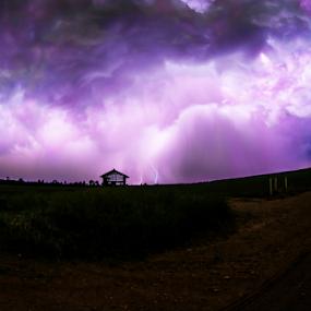 delta storm by Richard Wright - Landscapes Weather ( delta, lightroom, storm )