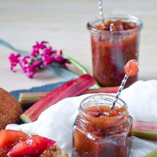 Rhubarb Marmalade.