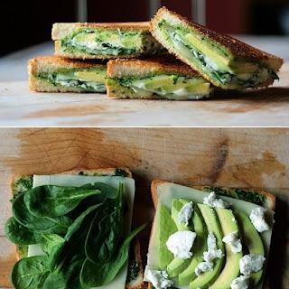 Grilled Cheese Sandwich Mozzarella Recipes.