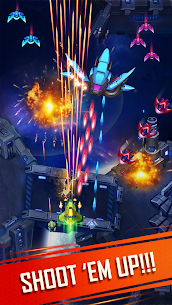 WindWings: Space shooter, Galaxy attack (Premium) 9