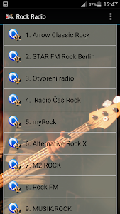 Classic Rock Radio screenshot 0