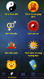 Boi Tong Hop - Tu Vi Lich Viet - náhled