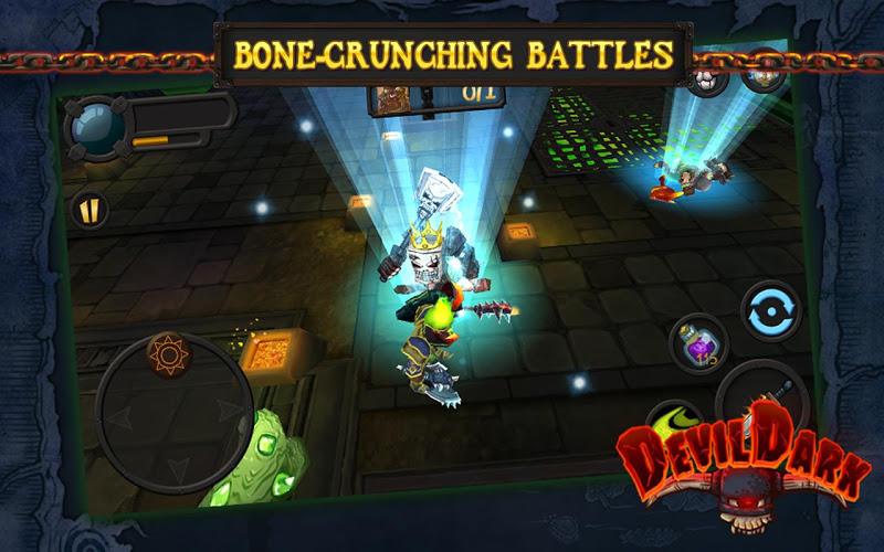 Скриншот DevilDark: The Fallen Kingdom