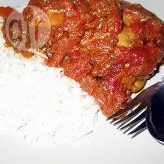 Tamatar Murghi (Indian Tomato Chicken) Recipe
