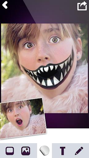 玩免費攝影APP|下載化妝遊戲 萬聖節 app不用錢|硬是要APP