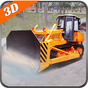 Snow Plow Winter Simulator for PC and MAC
