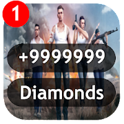 Free Diamonds for Free Fire 2019