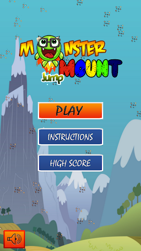 Monster Mount Jump