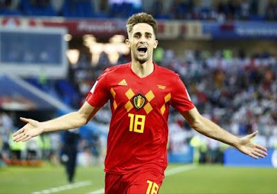 Angleterre-Belgique, les bons souvenirs des Diables Rouges