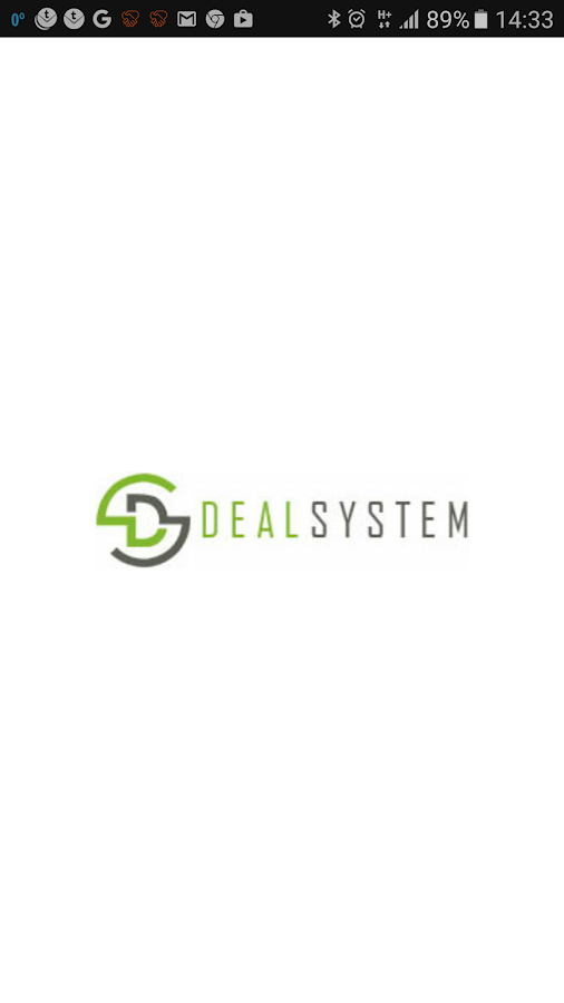 Deal System – Screenshot