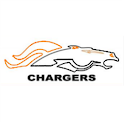 Indiana Chargers Baseball. icon