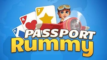 Passport Rummy - Card Game