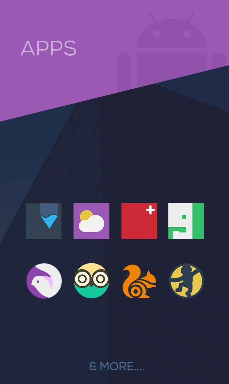 Minimalist - Icon Pack Screenshot 3