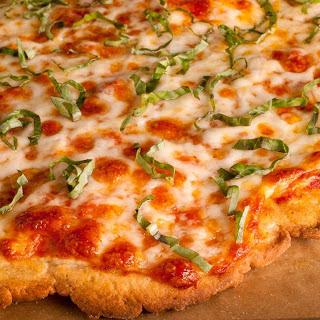 Gluten-Free Pizza Crust.