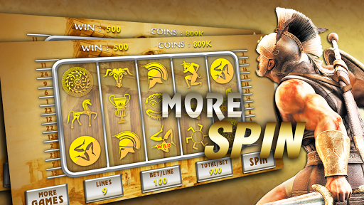 Greek Gods and Goddesses Slots