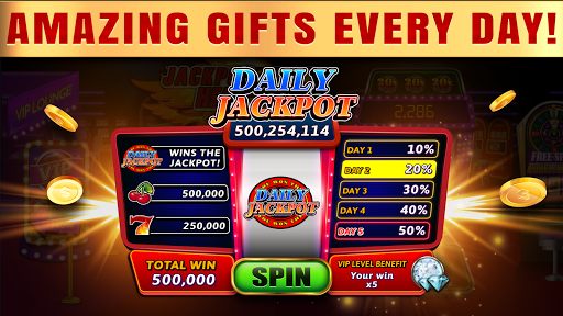 VVV Vegas Slots - free slots & casino games apkpoly screenshots 2