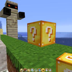 minecraft lucky block casino map