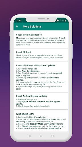 Fix Play Services 2020 (Update) 1.4 screenshots 5