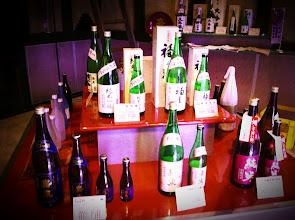 Photo: Tamura Sake Brewery, Fussa, Japan.  May 2012.
