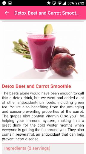 Detox Juice Recipes  screenshots 1