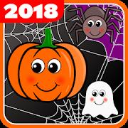 Touch Pumpkins Halloween. Games for kids