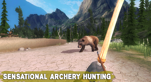 Bear Hunting 3D: Wild Animals Bow Archery Hunting android2mod screenshots 5