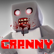Skins Scary Granny for Minecraft PE