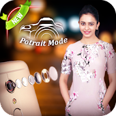 Potrait Mode Camera - DSLR Camera - Dual Camera