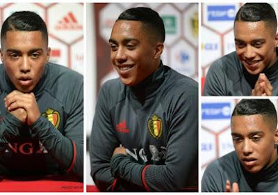 """Tielemans is 'gulzig': """"Spelen tegen Nederland of spelen tegen Estland? Beide wedstrijden"""""""